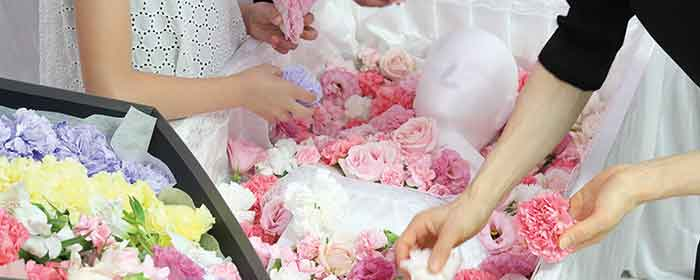 コロナ禍における葬儀形式の変化